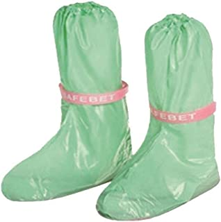 LIMINGMENG Waterproof Boots, Men And Women, Rain Boots, Thick, Non-slip Wear-resistant Feet, Children's Rain-proof Feet