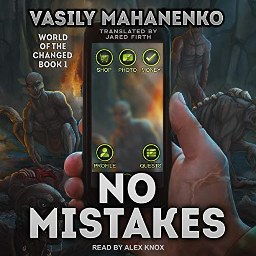 No Mistakes cover art