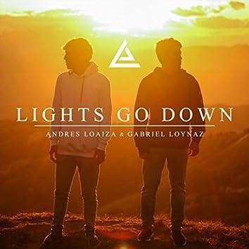 Lights Go Down (feat. Gabriel Loynaz)