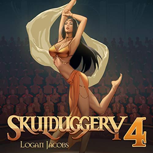 Couverture de Skulduggery 4