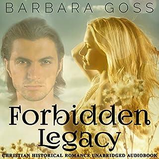 Forbidden Legacy audiobook cover art