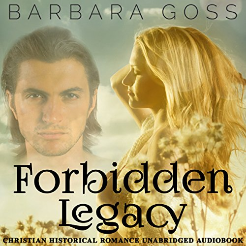 Forbidden Legacy audiobook cover art