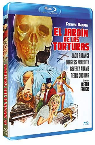 El Jardín de las Torturas BD 1967 Torture Garden [Blu-ray]