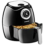 Chefman 2.6 Liter/2.7 Quart Air Fryer with Adjustable Temperature...
