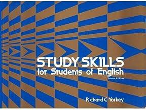 Study Skills For Students of English