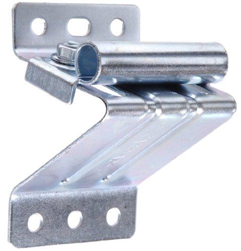 Cheap Hardware Essentials Galvanized Top Roller Bracket - Adjustable 2-1/2 in