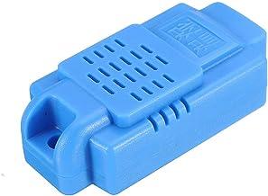Accesorios y suministros electrónicos de JJBHD 10 unids azules 60 * 30 * 18 mm Tipo de pared de pared y humedad Sensor de humedad Sensor de humo Sense Sense Sense Housing Para proporcionarle la calida