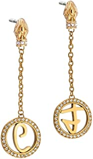 Stainless Steel Earring for Ladies by Just Cavalli, JCER00280200