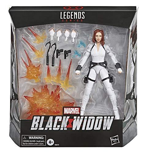 Black Series Legends Figura Deluxe (Hasbro E86735L0)