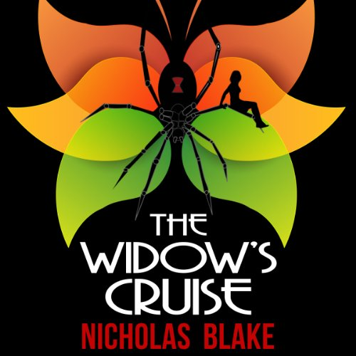 The Widow's Cruise audiobook cover art