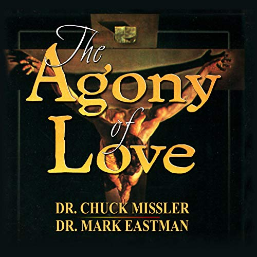 The Agony of Love audiobook cover art