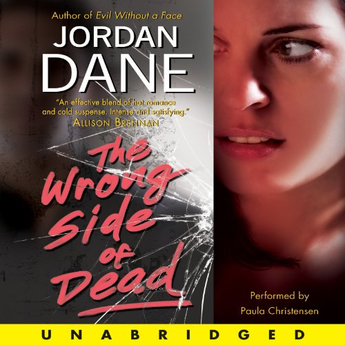 The Wrong Side of Dead audiobook cover art