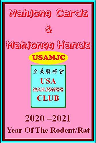 USAMJC 2020 Mahjong Cards & Mahjongg Hands on eBooks -- year of the...
