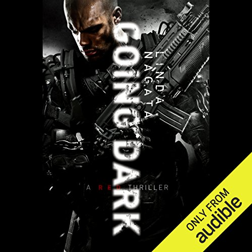 Going Dark audiobook cover art