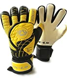 FINGERSAVE Goalkeeper Gloves by K-LO - The Savage Goalie Glove Has Fingersave Protection in All...