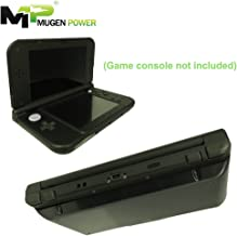 Compatible Nintendo New 3DS XL/LL Mugen Power Triple Juice Power 6250mAh Replacement Extended Battery Upgradeable Kit Not Including Game and Console (Black)
