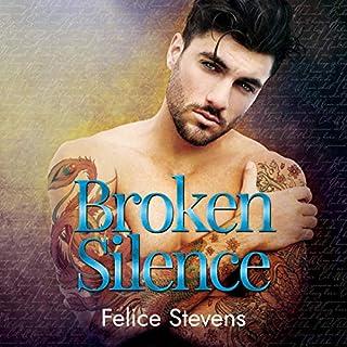 Broken Silence audiobook cover art