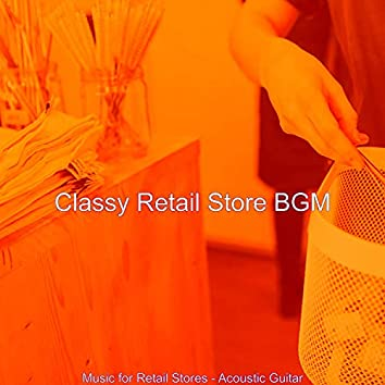 Music for Retail Stores - Acoustic Guitar