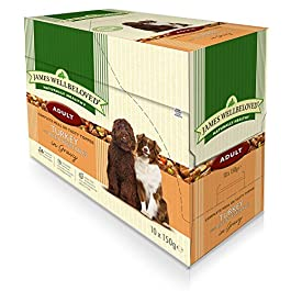 40 x 150g James Wellbeloved Adult Turkey and Rice Pouches Multibuy