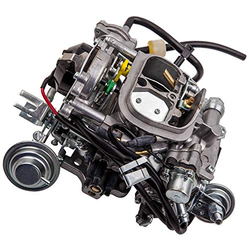 Carburetor for Toyota Pick Up 1987 and 1988-1990 with Toyota 22R Engine and Square Plug 21100-35463 21100-35570 TOY-507