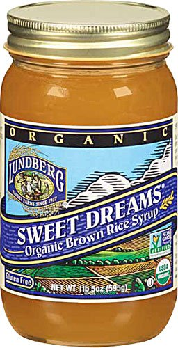 Lundberg Organic Sweet Dreams Brown Rice Syrup[ Pack of 2]