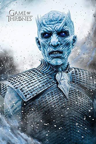 "Poster Game of Thrones - Saison 6 ""Night's King"" (61cm x 91,5cm)"