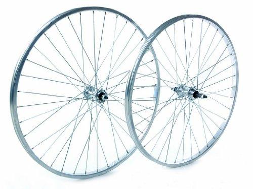 Tru-build Wheels RGR810 Rear Wheel - Silver, 26 x 1.75 Inch