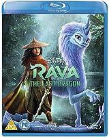 Disney's Raya and the Last Dragon BD [Blu-ray] [2021] [Region Free]