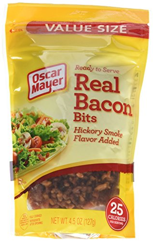 Real Bacon Bits 4.5 Oz Pouch