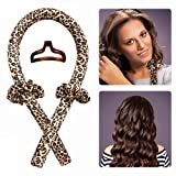 Varilla para Rizar Sin Calor, Silk Hair Rizador Sin Calor,...