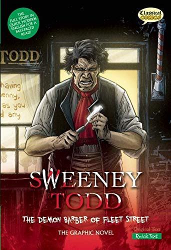 Sweeney Todd: The Demon Barber of Fleet Street, Quick Text: The Graphic Novel