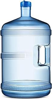 Didon d'eau Baignoire eau potable en bouteille d'eau minérale potable purifiée domestique petit seau en plastique avec un ...
