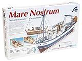 Maqueta del barco de pesa: Atunero Mare Nostrum
