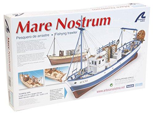 Artesanía Latina 20100N. Maqueta de barco en madera