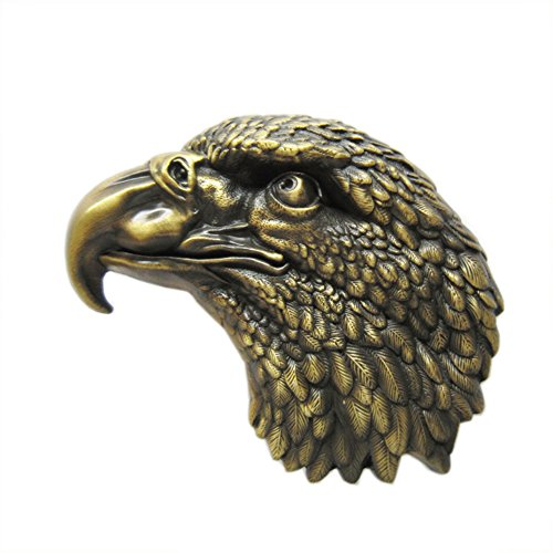 Eagle Head II Hebillas de cinturón Belt Buckle