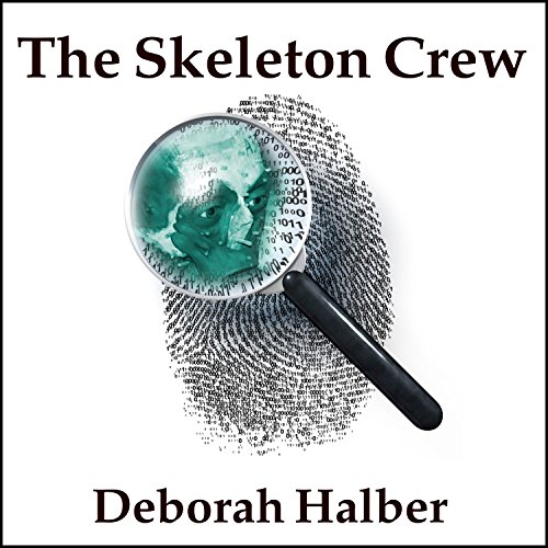 The Skeleton Crew audiobook cover art