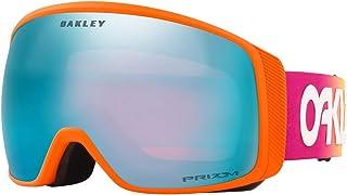 Oakley Flight Tracker XL Men's Ski Snowboarding Goggles - Torstein Signature ShredBot Fade/Prizm Sapphire Iridium/One Size