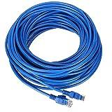 MCYAW Cable Ethernet High Speed RJ45 Red LAN Router Cable Cable Cables de computadora 10M / 15M / 20M / 30M / 50M para Dispositivo de Red de enrutadores de computadora (Cable Length : 20m)