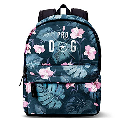 PRODG Tropic Blue - Mochila Tipo Casual, Multicolor, 42 cm