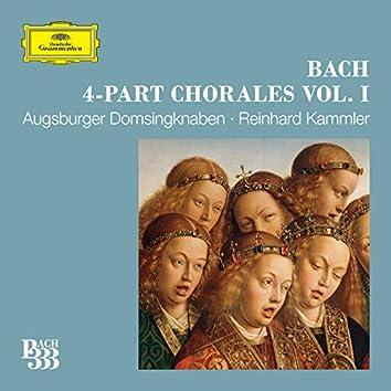 Bach 333: 4-Part Chorales (Vol. 1)