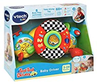 VTech Toot Toot Drivers Baby Driver, Interactive Pushchair Toy, Role-Play Toy with Sounds and Music,...