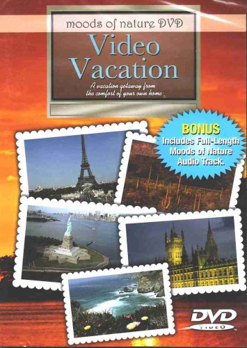 Moods Of Nature: Video Vacation [Slim Case]
