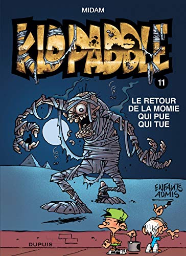 Kid Paddle, Tome 11 :