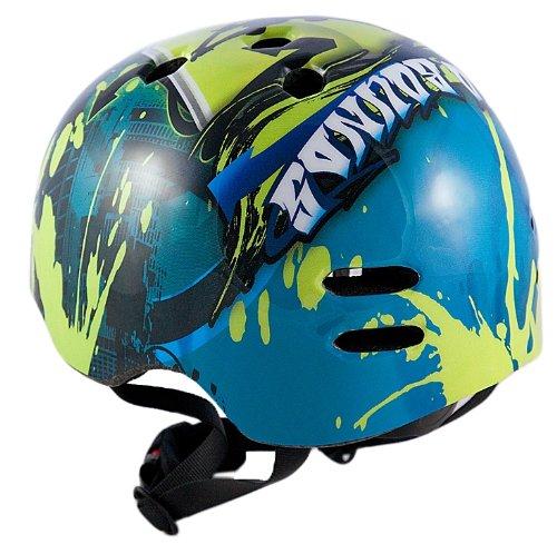 """Sport DirectTM? """"No Bounds Skate BMX Fahrrad Bike Helm - 5"""