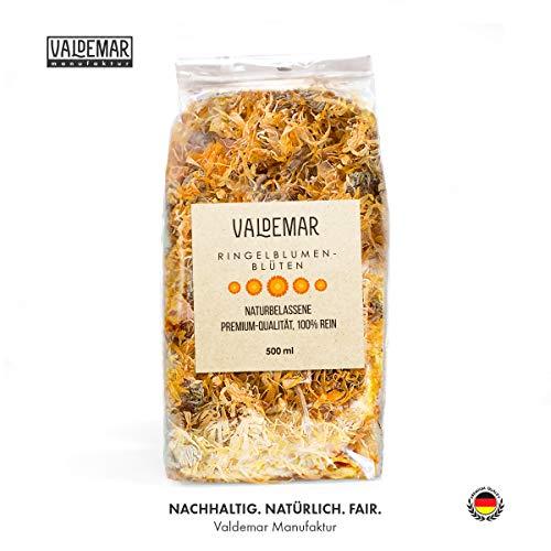 Valdemar Manufaktur - Flores comestibles (500 ml)