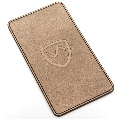 SYB 5G Phone Shield Anti-EMF Radiation Protection Shield, (3″ x 6″)