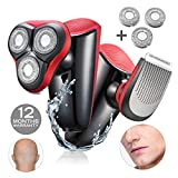 WMARK C09-HC009C Electric Shaver Razor For Men Easy Head Shaver WMARK Beard Trimmers