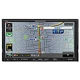 三菱 フルセグ・ワンセグ対応地上デジタルチューナー(1seg+12seg)内蔵<br>7V型WVGAモニター/DVD/CD対応メモリーナビゲーション(Bluetooth内蔵) NR-MZ80