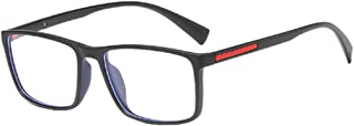 Inlefen Men and Women Comfortable Classic Fashion Glasses Clear Lens Glasses Optical glasses