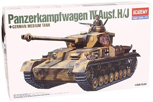 Academy AC13234 1/35 Panzerkampfwagen IV Ausfür H/J